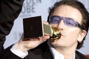 No Bono, eso no se toma en St. Paddy´s.