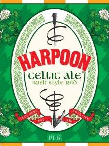 La Celtic Ale de Harpoon
