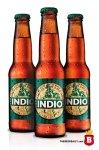 """Así lucirán las botellas de Indio, con su nueva """"ropa"""""""
