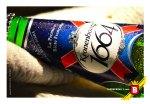 Directa del país Galo, probamos la Kronenbourg 1664, una lager bastante buena.