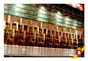 101 cervezas de barril en Banger's