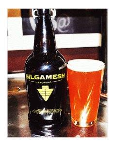 """La Gilgamesh Mamba, con una buena infusión de té """"Earls Gray"""""""
