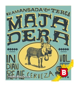 """""""Majadera"""", la IPA de esta cervecería"""