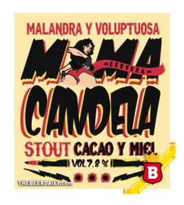 """Malandra y Voluptuosa,así es  la """"Mamá Candela"""""""