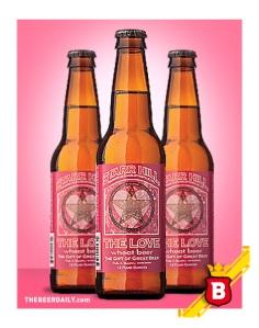 """De imagen """"Sweet"""", esta  amorosa cerveza es bien evaluada en Estados Unidos"""