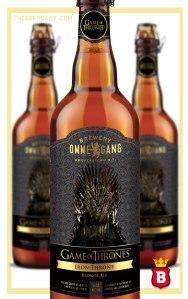 La primer entrega de la cerveza de Game of Thrones, elaborada por Ommegang