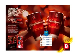 Acá pueden ver un video sobre estos Buddy Cups de Budweiser Brasil