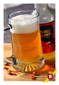 """Esta """"Diablo Blanco"""", una Lager estilo Pilsner de Baja California"""