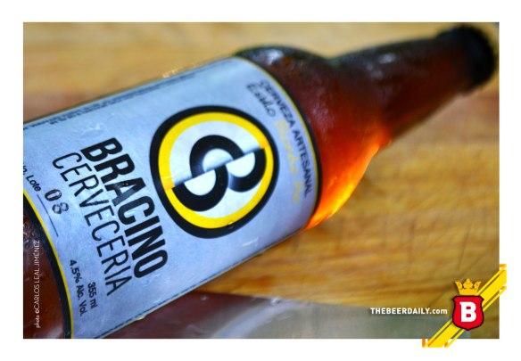 La Bracino Blonde Ale, hecha en Monterrey