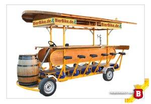 Mejor medio de transporte -cervecero- no hay