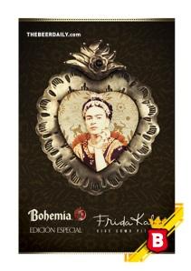 La imagen de Frida Kahlo en esta edición especial de Bohemia
