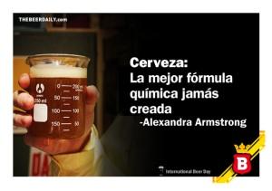 Uno de los gráficos oficiales del International Beer Day