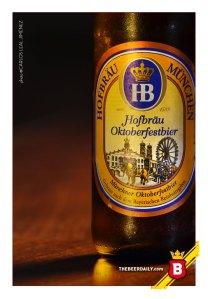Rica, esta cerveza del Oktoberfest de HB