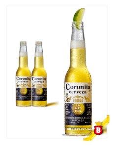 """Aunque sea tamaño grande, en España siempre será """"Coronita"""""""