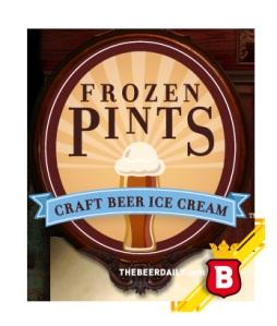Frozen Pints, la línea de helados con cerveza