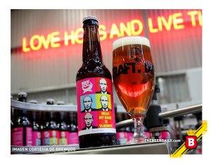 """Esta es la cerveza """"¡no para gays"""" de Brewdog"""