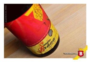 Una imagen bastante española, la de esta cerveza de Guadalajara