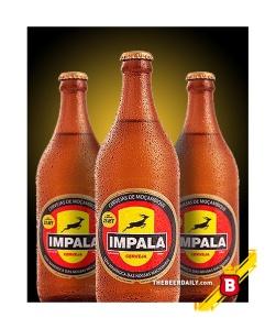 Esta cerveza africana toma el nombre de uno de los símbolos nacionales de Mozambique.