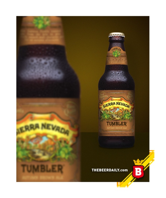 La robusta Tumbler, otra de las cervezas de este Fall Pack de Sierra Nevada