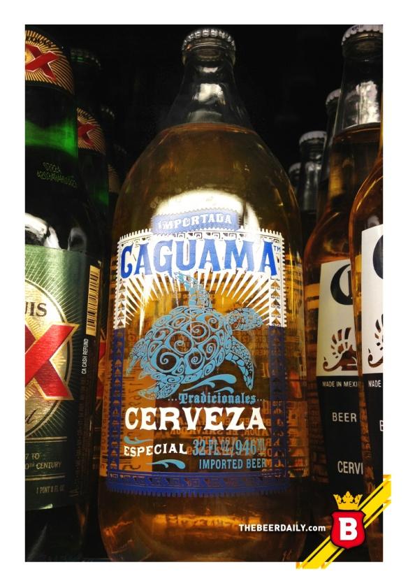 Una Caguama de Caguama™, en un súpermercado de Estados Unidos