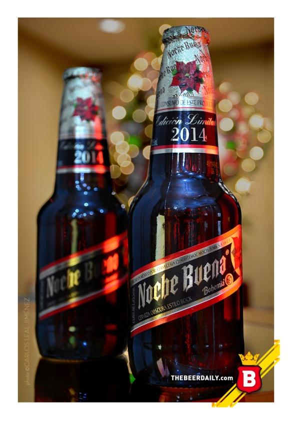 La Noche Buena pierde su esencia y se convierte en una Bohemia más. Sigue rica la cerveza, eso sí.